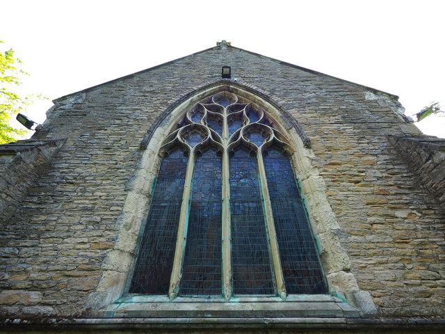 South Cave's Church East End Window
