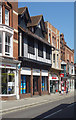 TL8407 : Former post office, High Street, Maldon by Julian Osley