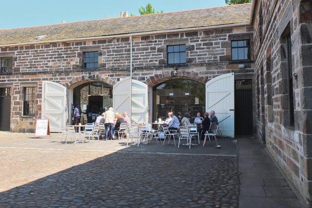 Stables Café, Newhailes