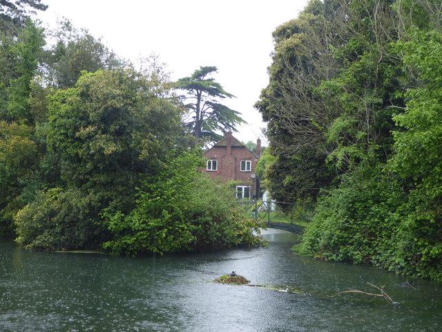 New River, Broxbourne, Hertfordshire