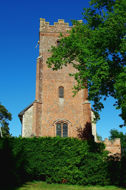 St Peter's tower