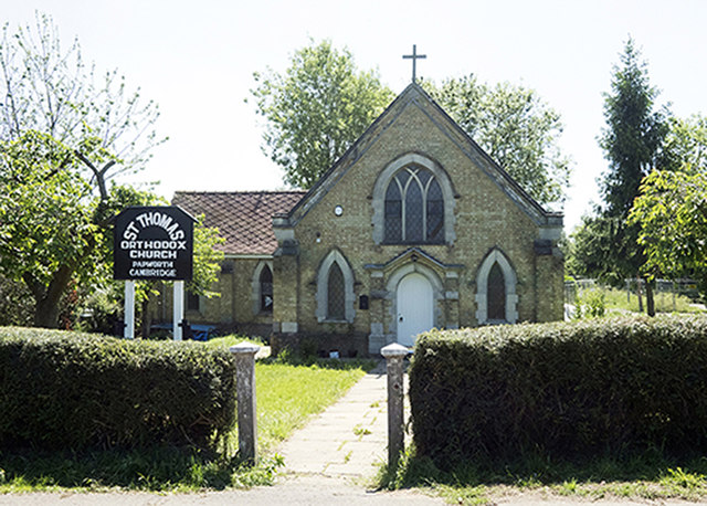 St Thomas (Orthodox Church), Papworth Everard