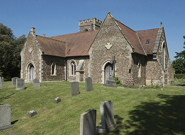St Peter, Papworth Everard