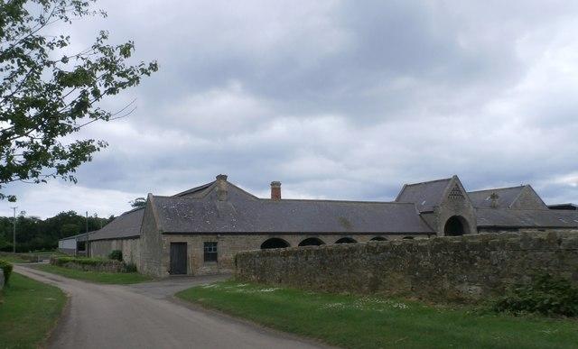 Spindlestone Farm
