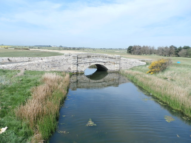 The Old Annstead Bridge