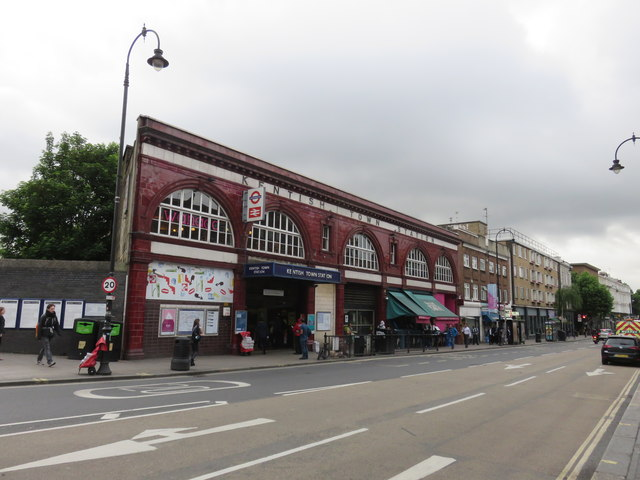 Kentish Town Underground Station