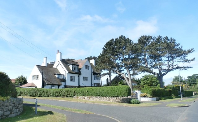 House on Radcliffe Road - Bamburgh