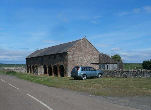 Barn at Elwick Farm
