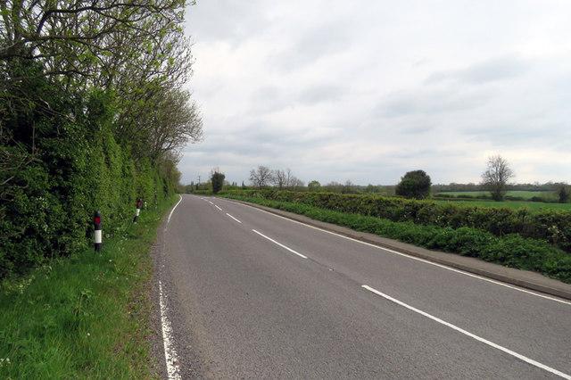 Stapleton Lane towards Barwell