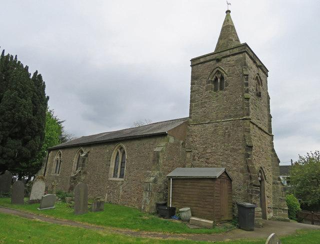 St Martin Stapleton