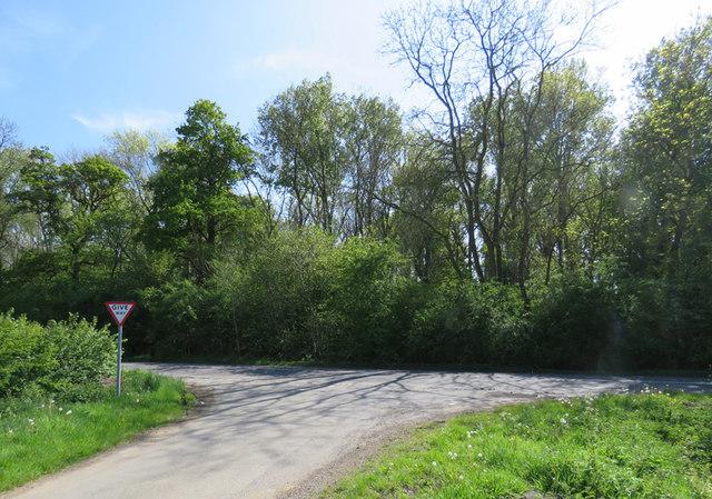 Green Lane/Coal Pit Lane junction