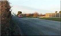 SW9072 : A389 north of Highlanes by Derek Harper