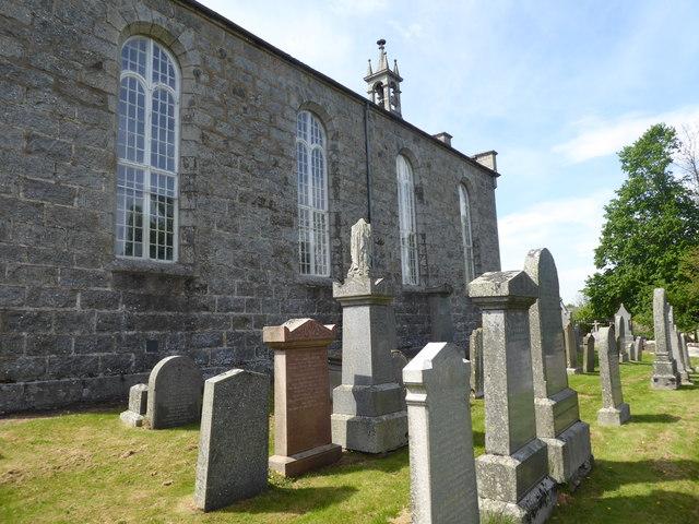 Cushnie and Tough Parish Church (Church of Scotland)
