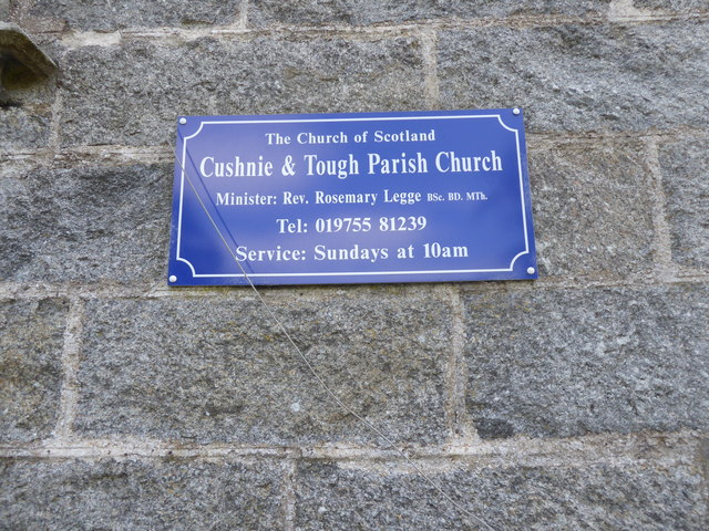 Cushnie & Tough Parish Church