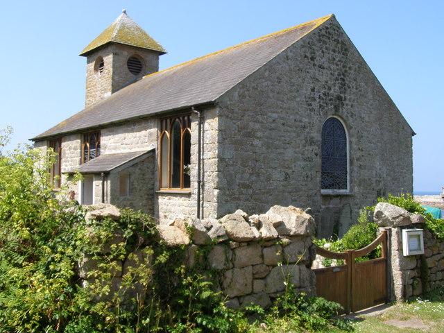 St. Agnes church, St. Agnes