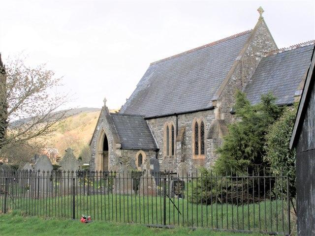 St. Gwrthwl's church, Llanwrthwl