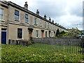 ST7364 : Terraced houses on Lower Bristol Road, Bath by Richard Humphrey