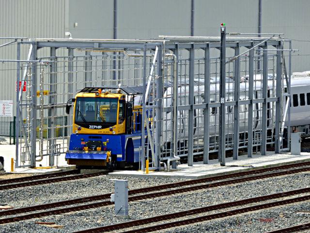 Hitachi Rail Europe, Newton Aycliffe | Co-Curate