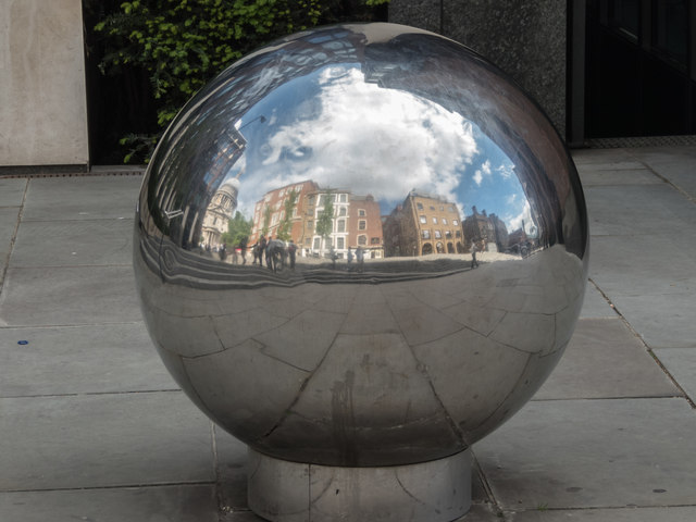 Mirrored Ball, London