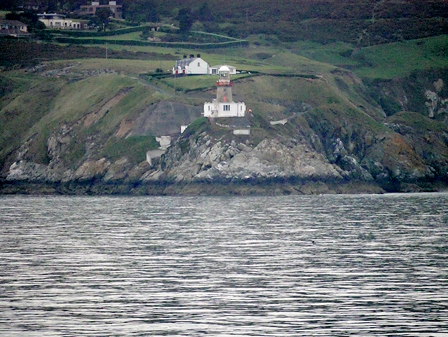 Lighthouse on Howth Head