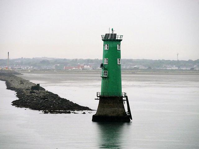 North Bull Lighthouse, Dublin