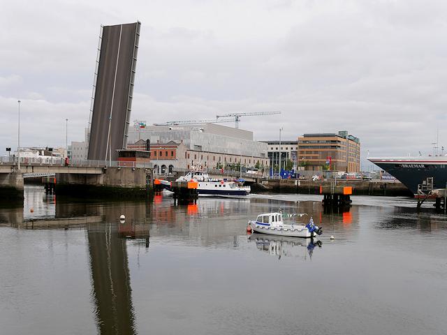 The Tom Clark Bridge, Dublin