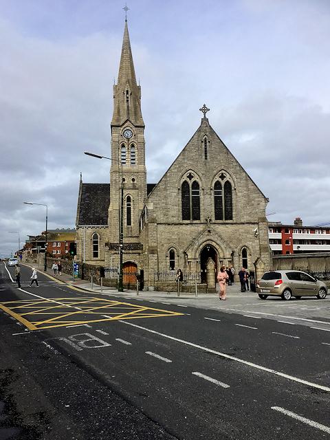 St Patrick's Church, Ringsend, Dublin
