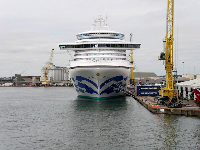 Port of Dublin Cruise Terminal