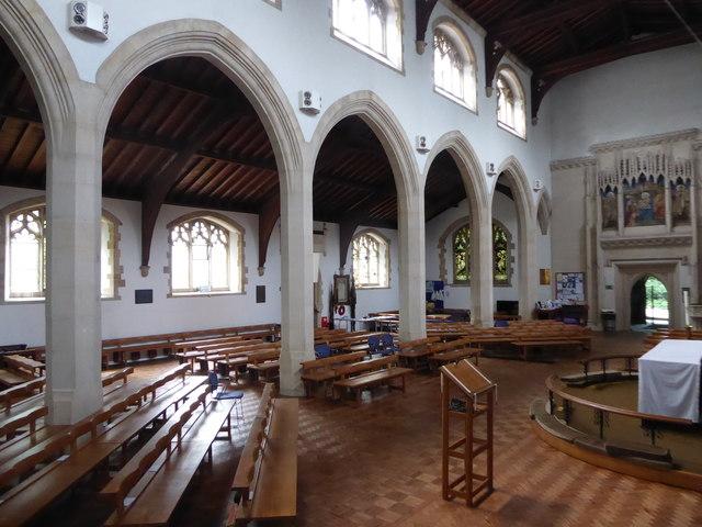 Inside St Mary the Virgin, Mortlake (13)