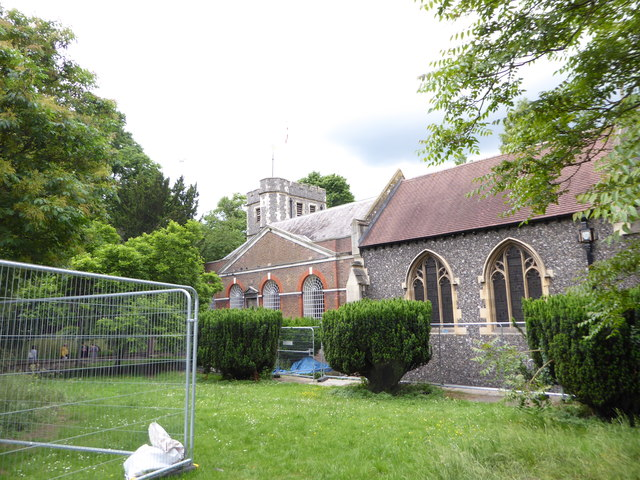 St. Mary Magdalene, Richmond: half a visit (2)