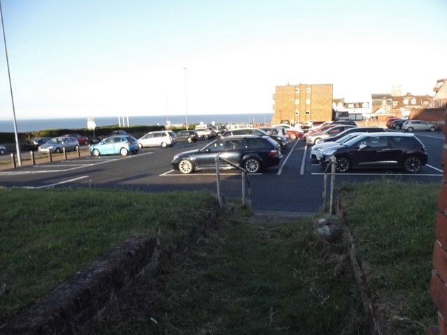 Runton Road Car Park Cromer