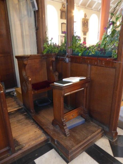 St. Mary Magdalene, Richmond: half a visit (27)