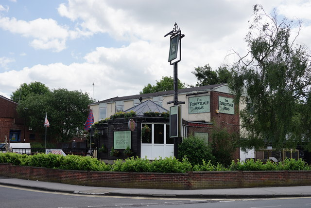 The Forestdale Arms