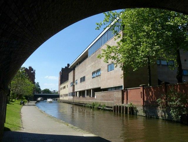 Nottingham Crown Courts