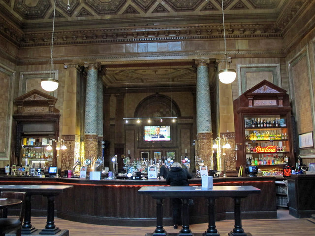 The Centurion Bar, Newcastle Central Station (3)
