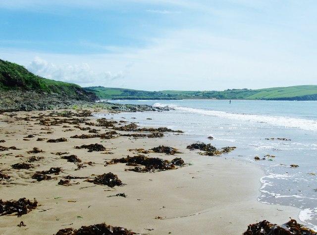 Beach at Bigbury-on-Sea, Devon