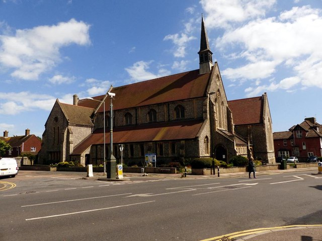 St. Barnabas Church, Bexhill
