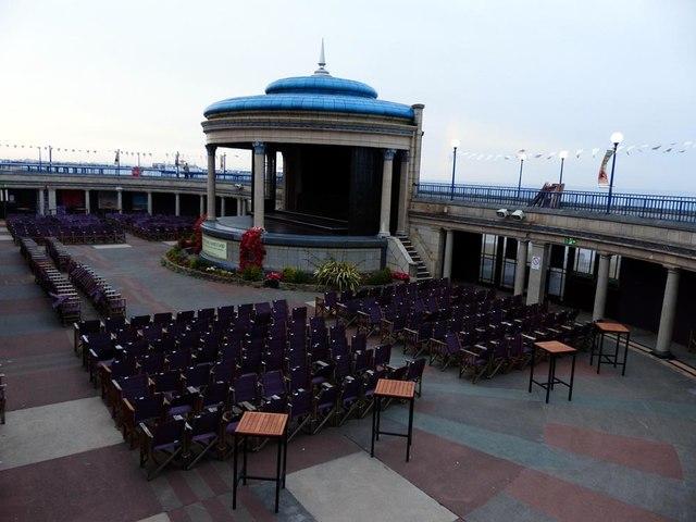 Bandstand, Eastbourne