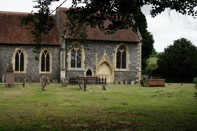 St.Bartholomew, Lower Basildon