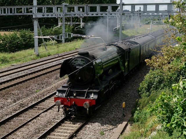 'Flying Scotsman'