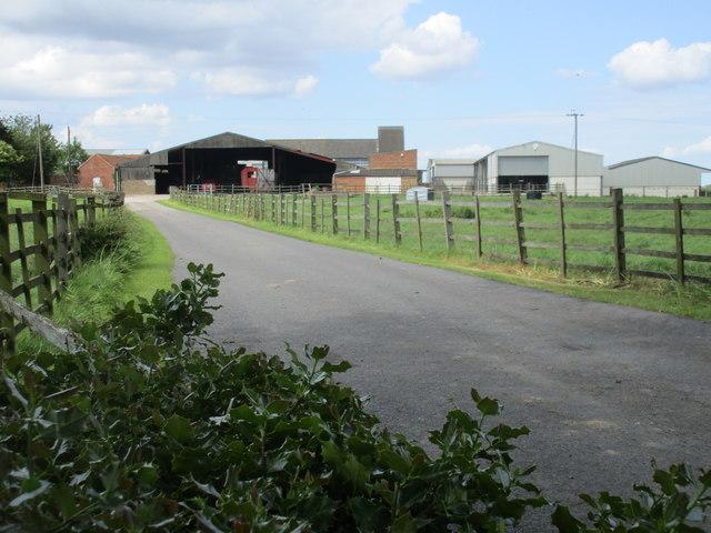 Holme Farm, Grainsby