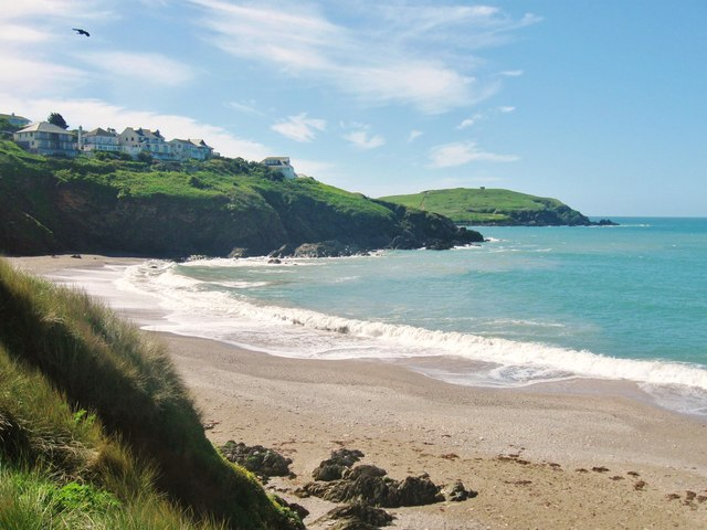 Challaborough Bay, Devon