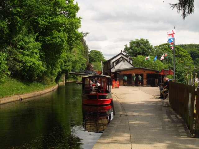 "The ""William Jessop"" at Llangollen"