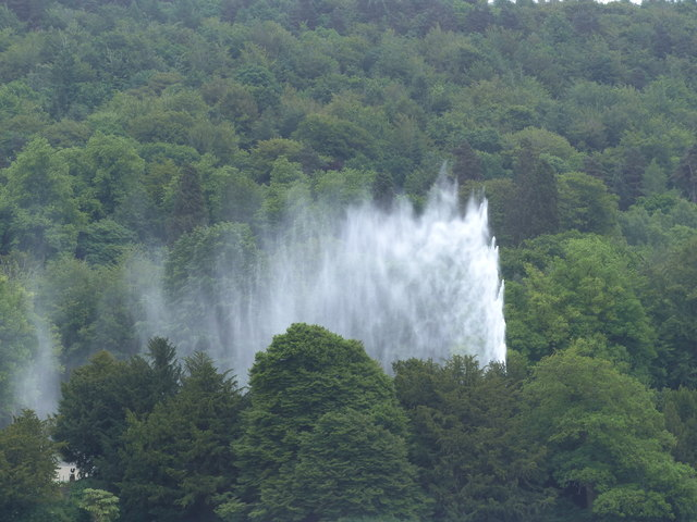 The Emperor Fountain Chatsworth