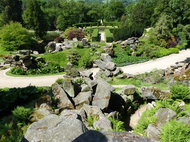 The Rock Garden Chatsworth