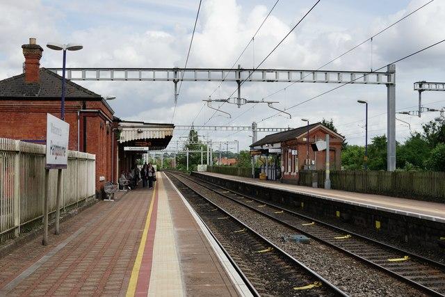 Pangbourne Railway Station