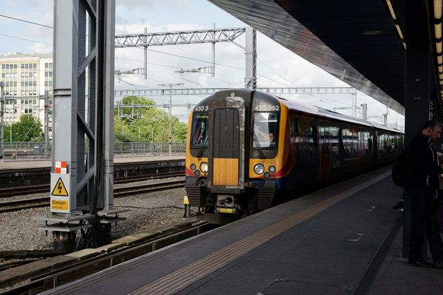 Reading Railway Station