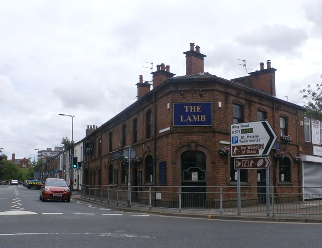 The Lamb Public House - St Helens