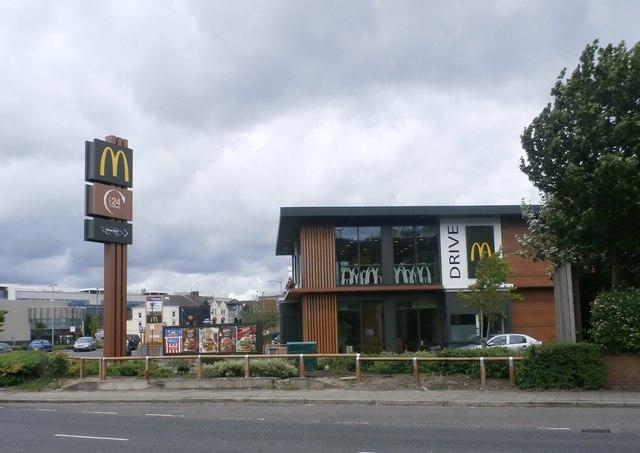 McDonald's Drive Thru - St Helens
