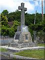 SX4270 : Albaston (Calstock) War Memorial by John Lucas